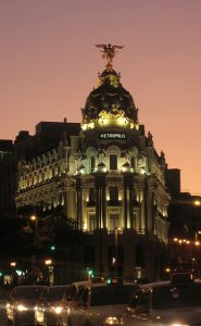 rent flat Madrid