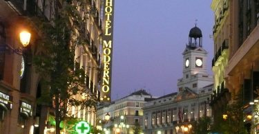 Madrid neighbourhood