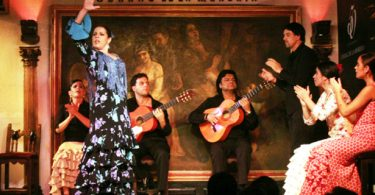 Where better to hear the best flamenco than in El Corral de la Moreria, Madrid