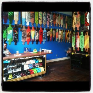 madrid longboards board shop