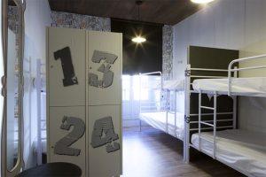 Room007 dorm room