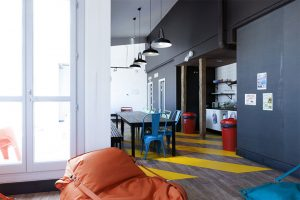 Room007 lounge