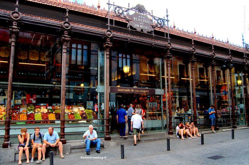 exterior Mercado San Miguel