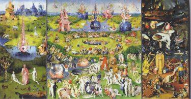 Medieval, Prado Museum, painting, art, painting, symbols