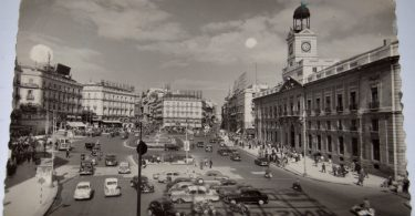 A marvellous time travellers TRIP through Madrid