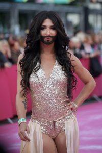 Conchita Wurst - Life Ball 2013