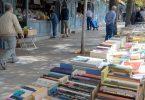 la cuesta de moyano second-hand book market