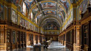 -the-escorial-library