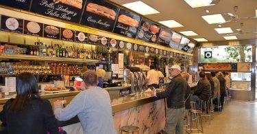 bar with bocadillos in madrid