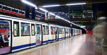 Transport In Madrid
