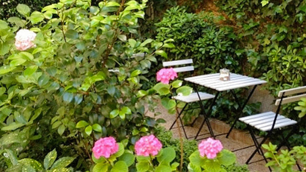 Why Take Time Out To Visit Café del Jardín