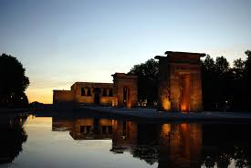 Temple Of Debod Madrid 1