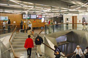 CaixaForum Entrance Hall