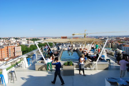 Discover Madrid S Rooftop Bars Shmadrid