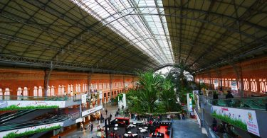Madrid Atocha Train Station