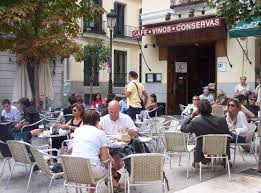 Travel To Europe With Elderly People Madrid