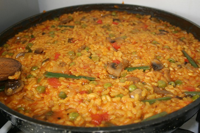 6 Great Vegetarian Restaurants In Madrid