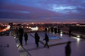 Circulo de Bellas Artes Roof Top