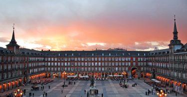 Best plazas in Madrid