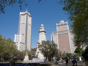 plaza madrid madrid