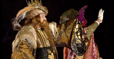 Madrid's Three Kings Parades