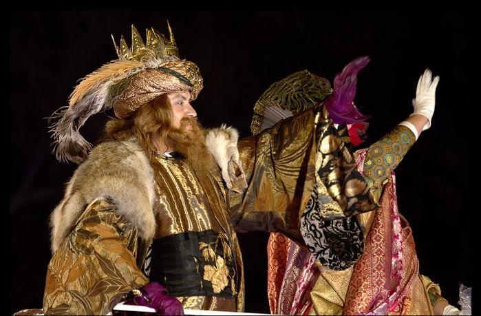 Madrid's Three Kings Parades