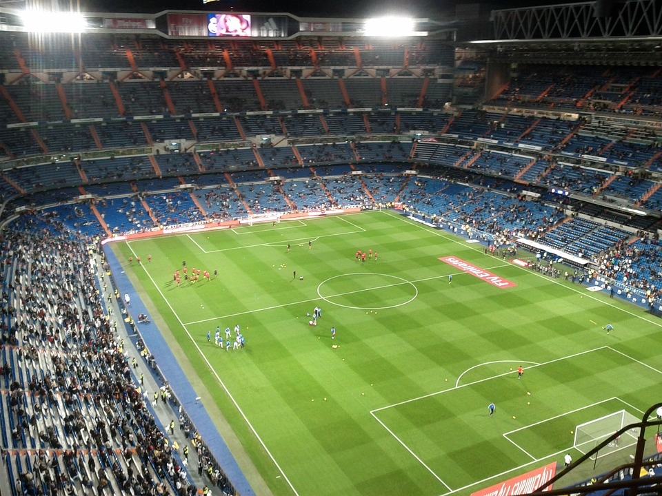 Santiago Bernab 233 U Stadium In Madrid Shmadrid