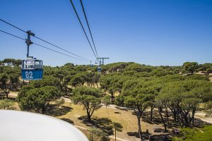 cable car madrid