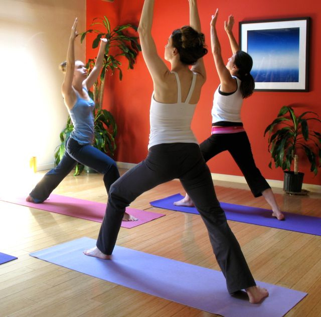 Take A Yoga Class In Madrid Shmadrid