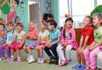 kids in nursery school
