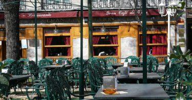 terrace cafe gijon madrid