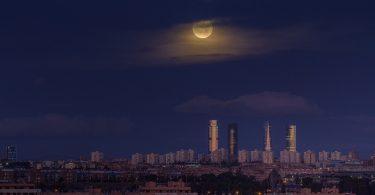 moon over madrid