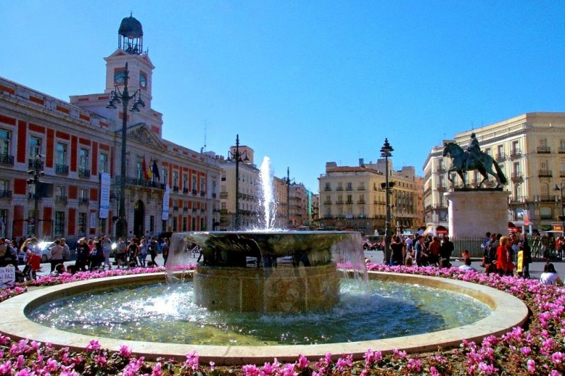 plaza in los austrias madrid