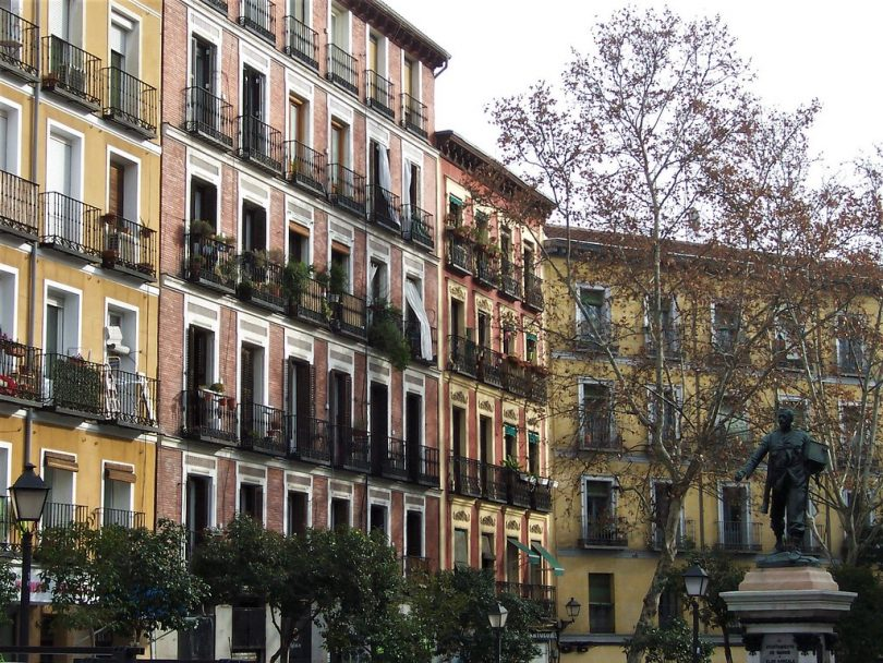 apartments in la latina district, madrid