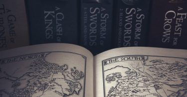 books game of thrones