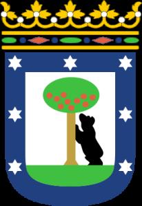 Madrid logo de la ville