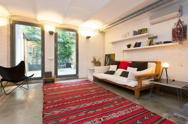 Furnished Apartments And Studio In Monthly Rental For Student Relocation Madrid