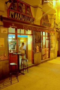 pizzeria maravillas in madrid