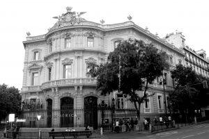 linares palace