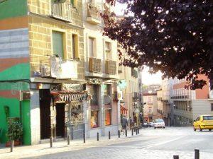 street in La Latina