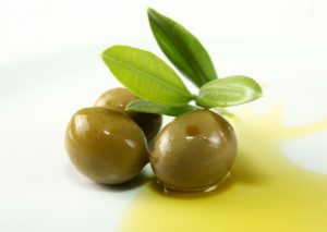 three olives & olive oil