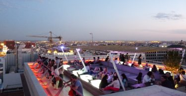 Discover Madrid's Rooftop Bars