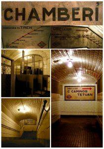 platform 0 chamberi station