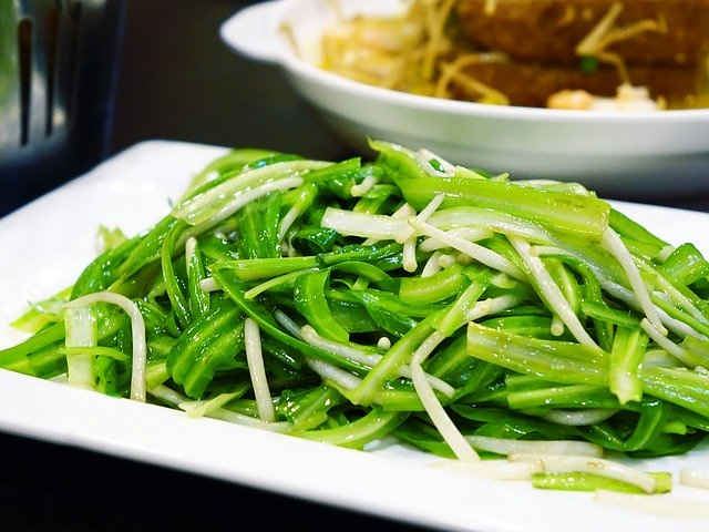 asian vegetable dish