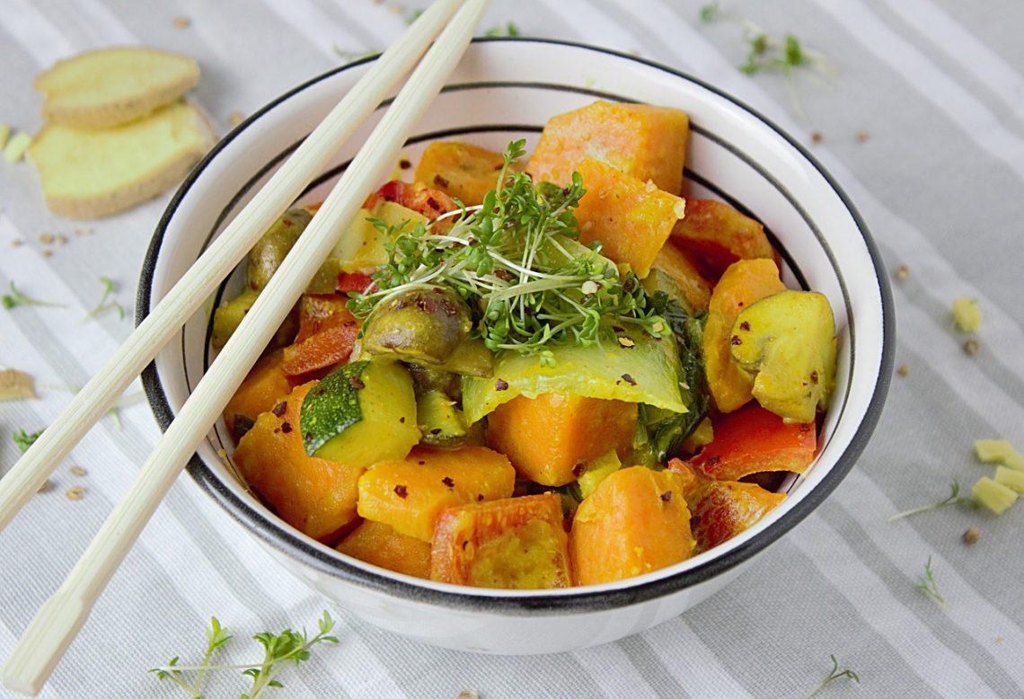 Рецепты вторых блюд на каждый день из овощей