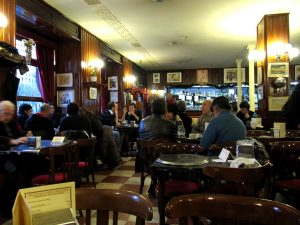interior cafe gijon madrid