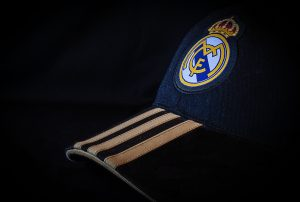 cap real madrid